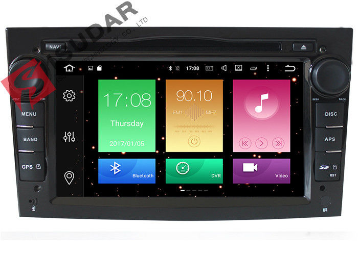 Rockchip PX5 RK3288 OPEL Astra Gps Navigation Touch Screen Car Audio Head Unit